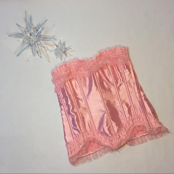 01633cefe Tops | Sold On Depop Pretty Pretty Princess Corset | Poshmark